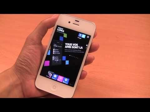 Nokia Lumia 800 - Immersive 3D Ad by AdJitsu