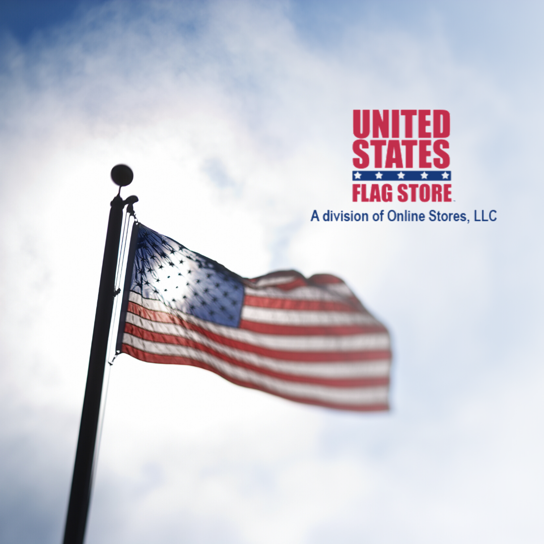 Pledge Allegiance With A Commercial Grade Sectional Flagpole Choose From Our Satin Clear Bronze And Black Finish Flag Store American Flag United States Flag