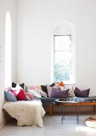Wohnzimmer Inspirationen Für Mein Wohnzimmer Weiß Mit Sitzecke