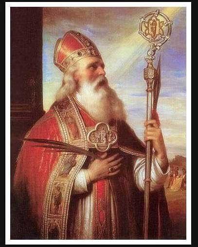 RT @V_Spadoni: St. Gerard Segrado#pray4us! @Catholic_Notes #SaintsRockville #saint https://t.co/cJkYnDAok9