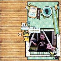 A Project by jennyevans from our Scrapbooking Gallery originally submitted 03/21/12 at 10:14 AM