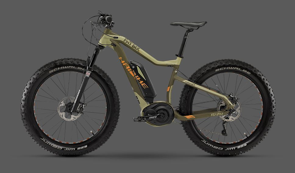 Haibike - XDURO FatBike 26 - Price and specification - TechVehi