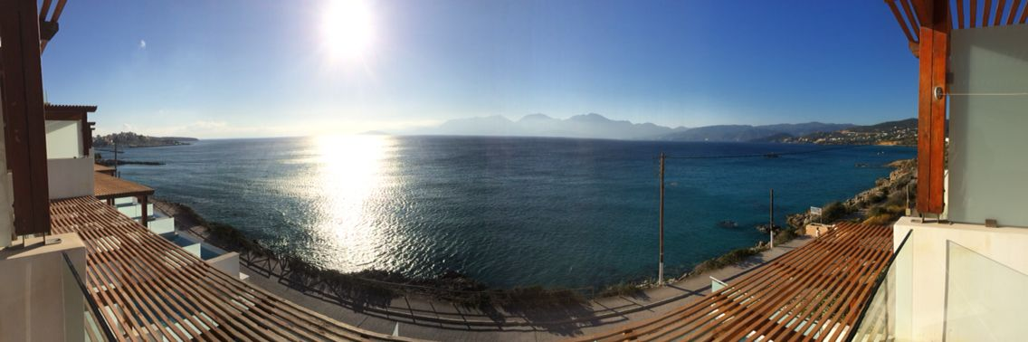 Room with a view #aghiosnikolaos