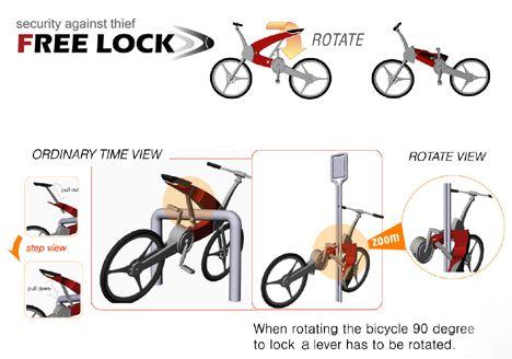 Self Locking Bike Frame Google Search Bike Bike Frame Urban Bike