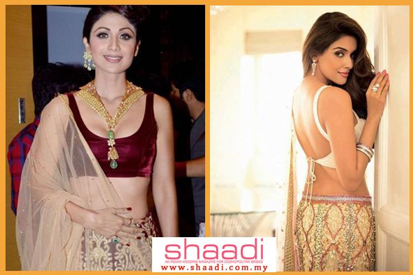 bf17f1d27ca3c3 This beautiful plain velvet sleeveless blouse, and the lehenga.Asin looks  stunning and oozes feminine charm in this nude coloured ensemble, ...