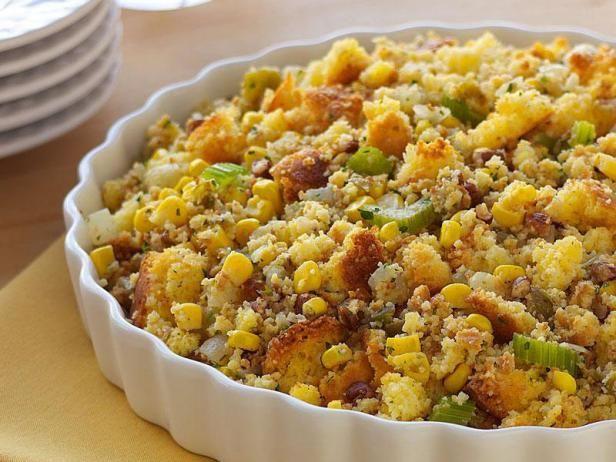 Get Southwestern Cornbread Stuffing Recipe from Food Network