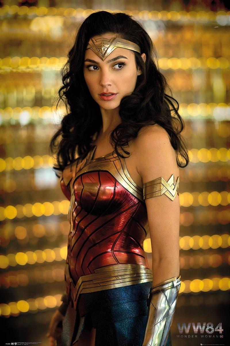 Wonder Woman 1984 Solo Poster In 2020 Gal Gadot Wonder Woman Wonder