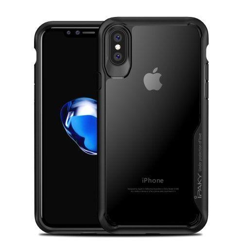 coque iphone x infini souple transpatente
