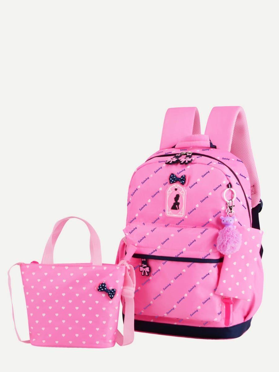 2018 Boys Backpack Kids Teenagers Travel School Shoulder Bag Bookbags Rucksack !