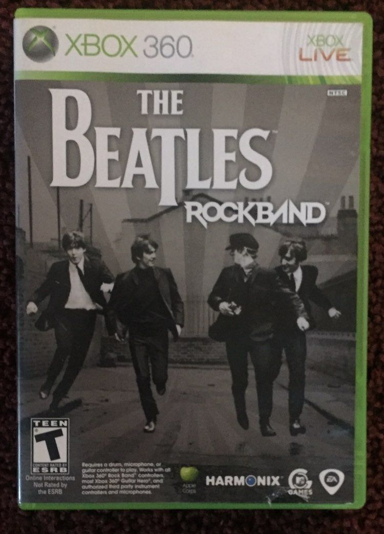 Beatles Rock Band Xbox 360 Bundle to save Make an offer