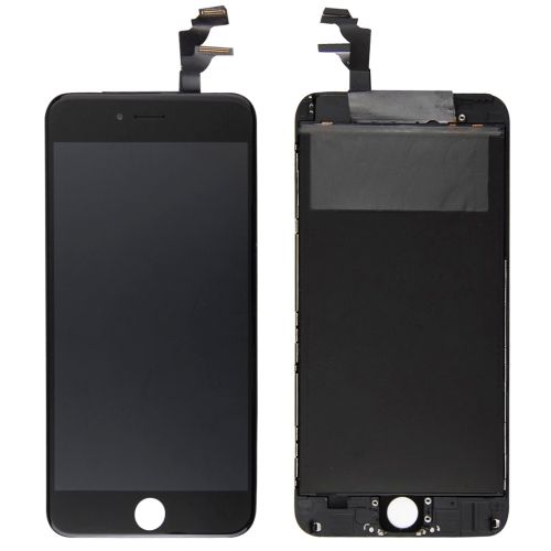 [$32.80] iPartsBuy 3 in 1 for iPhone 6 (LCD + Frame + Touch Pad) Digitizer Assembly(Black)
