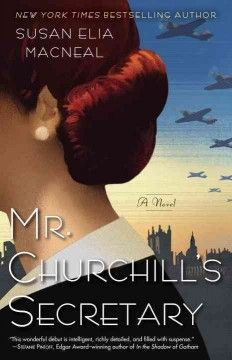 After German Luftwaffe bomb London, Maggie Hope--trained in math and code breaking, but only able to find a job as Winston Churchill's secretary--uses the access her position demands to try to unravel an assassinate plot.