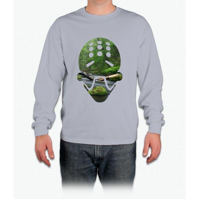 Zenyatta Nature Spray Long Sleeve T-Shirt