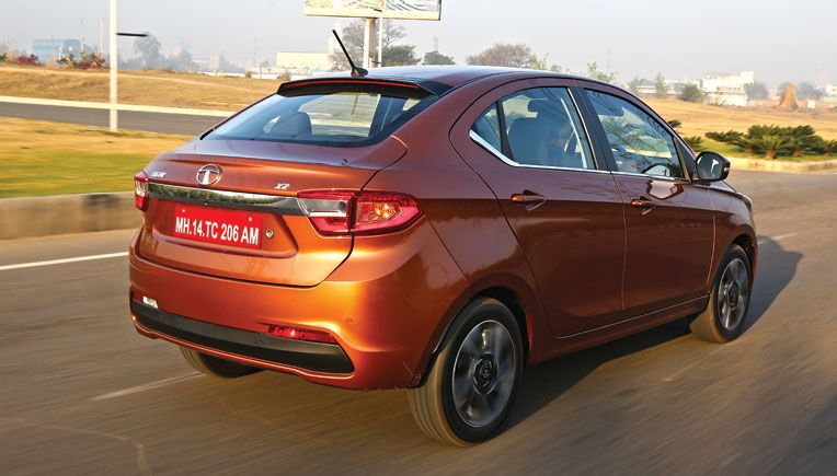 Tata Tigor Launched At Starting Price Of Rs 4 70 Lakh With Images