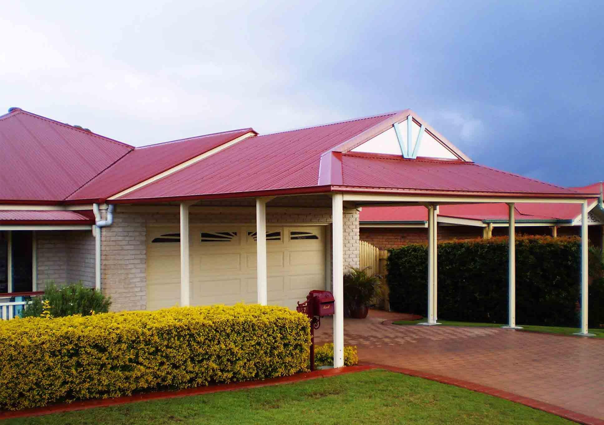 Favoured Carport Builders in Brisbane and Sunshine Coast