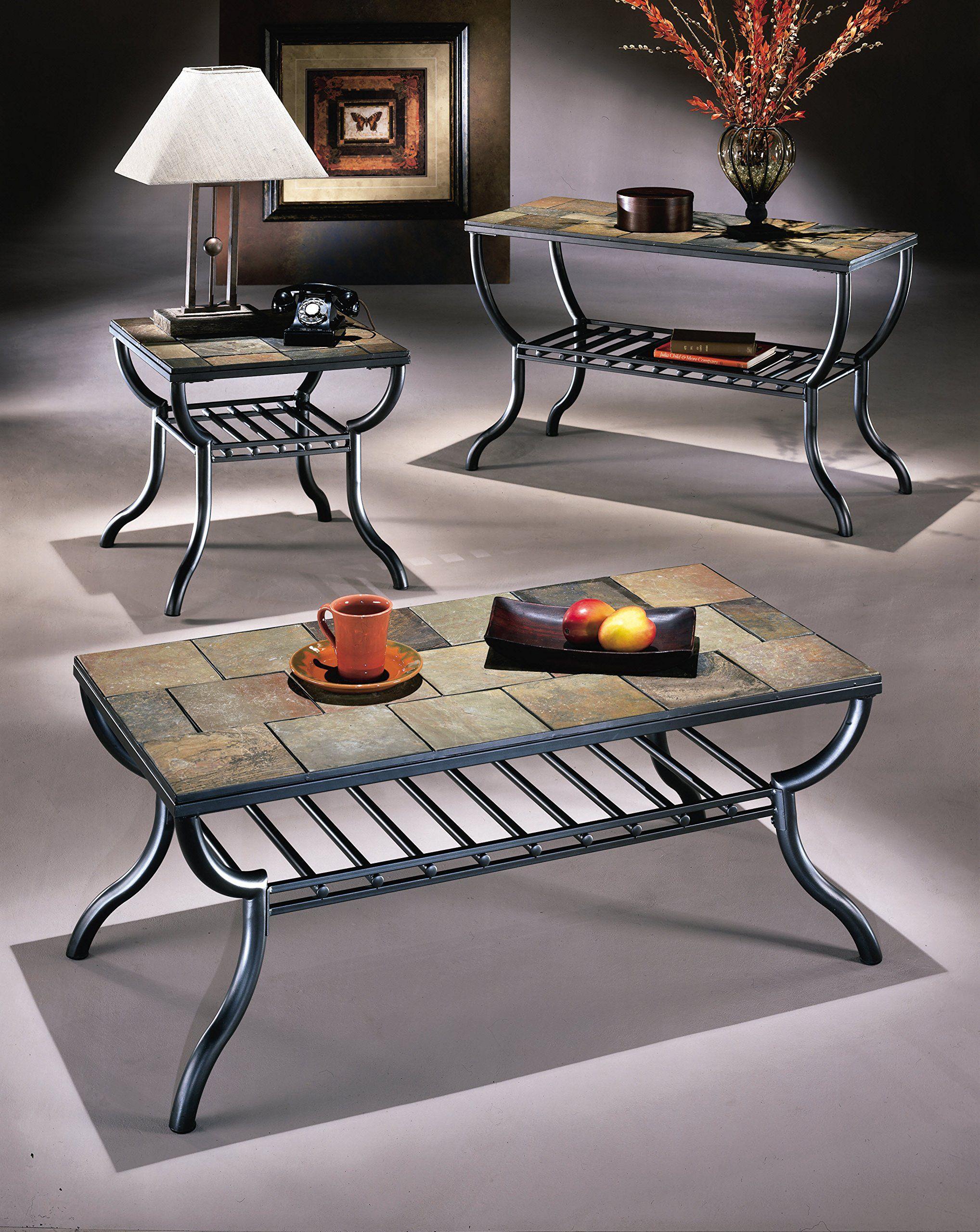 Ashley Furniture Signature Design Antigo Living Room End Table