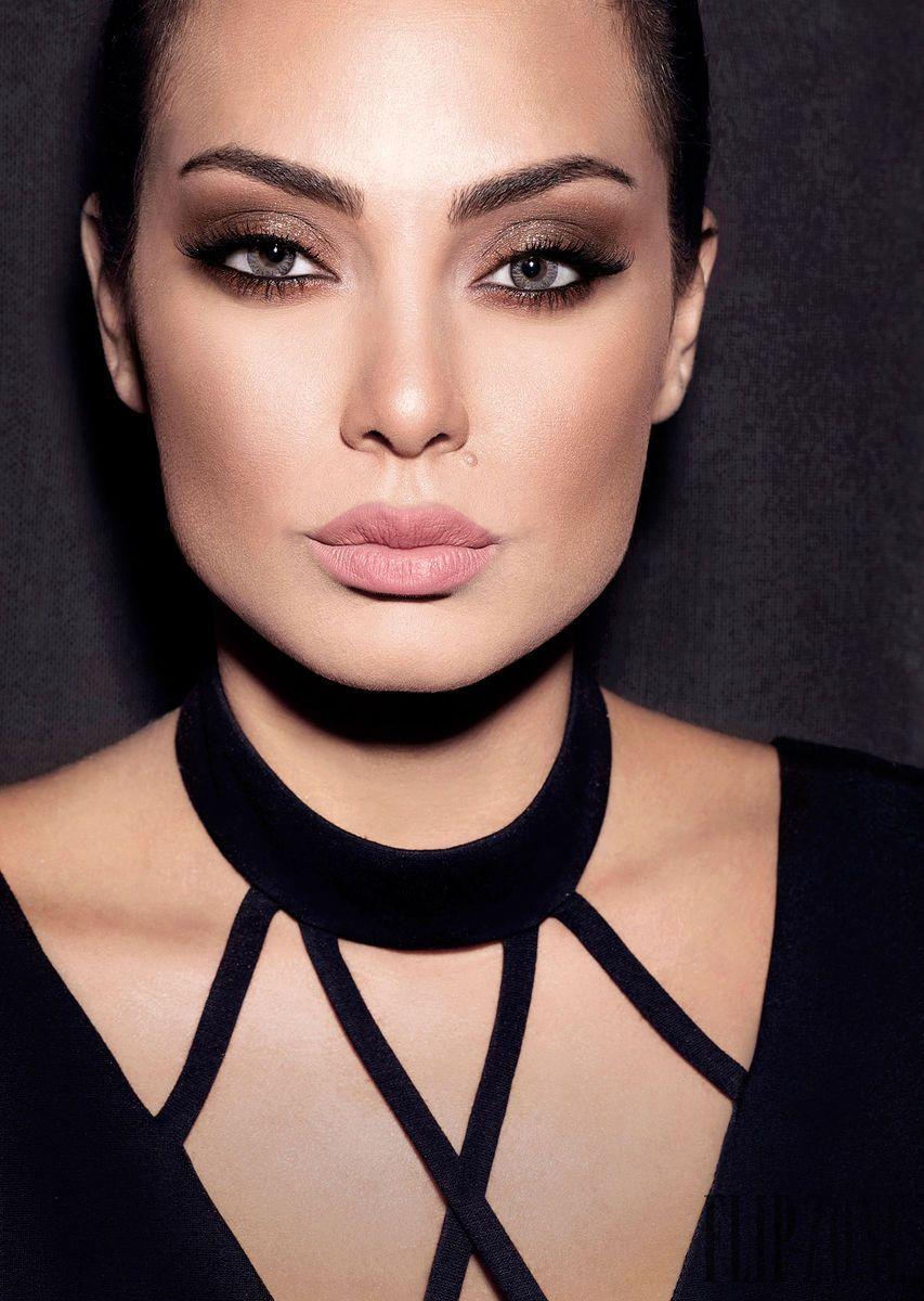 Pin Von Ruta Moisejeva Auf Make Up Insperation Gesicht