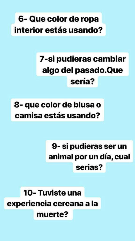 Preguntas Para El Estado De Whatsapp Preguntas Pinterest