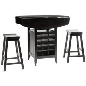 Home Decorators Collection Emily 3 Piece Pub Table Set Amh8504a At The Depot