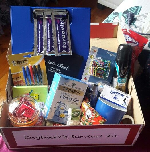 New Job Gift Idea: My boyfriend just graduated as an engineer and ...