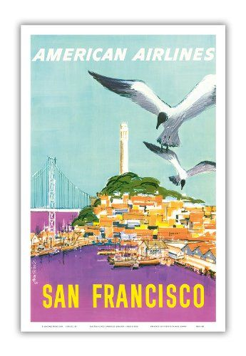San Francisco, California - American Airlines - Coit Towe... http://www.amazon.com/dp/B007BVBRRQ/ref=cm_sw_r_pi_dp_Ydcoxb1TBWDXM