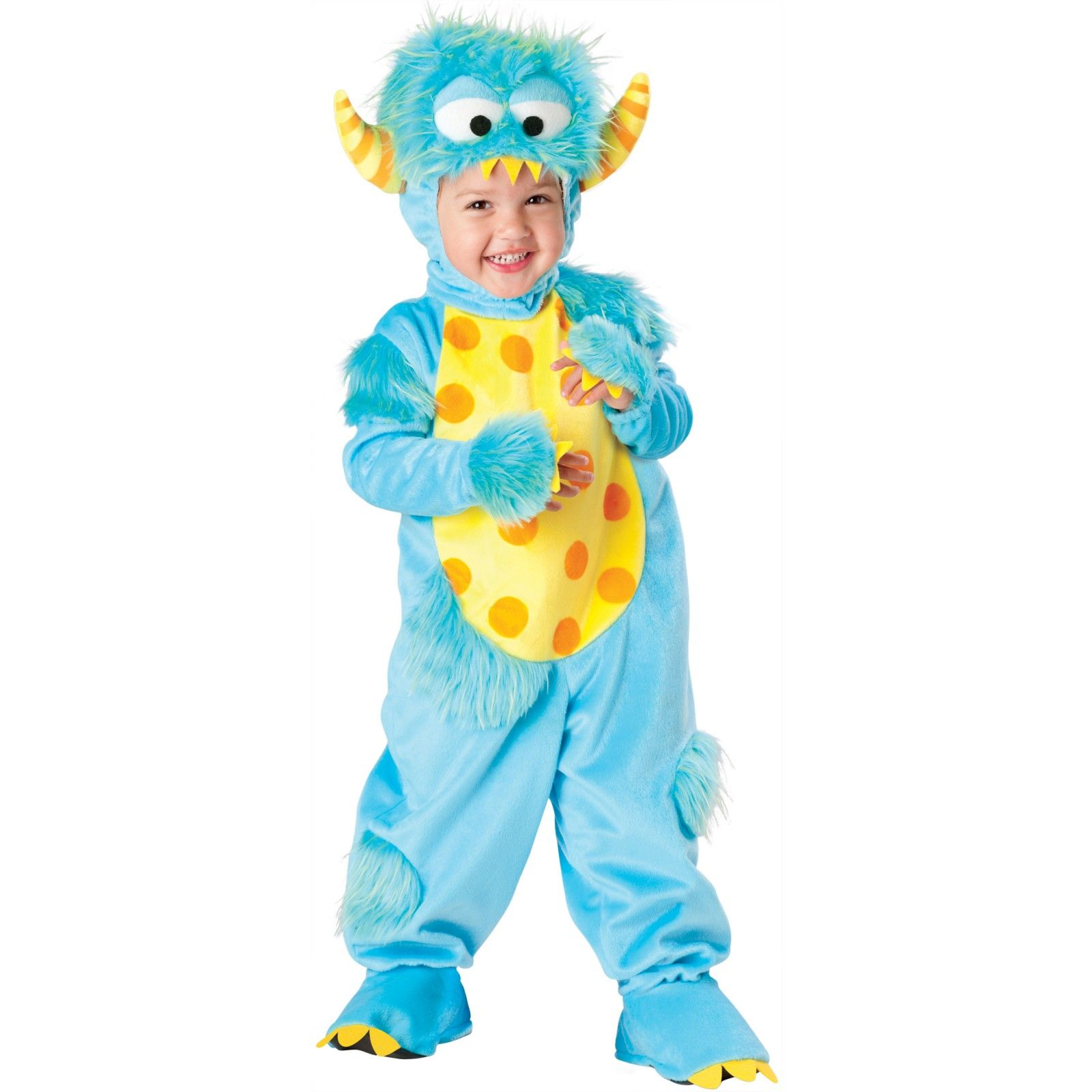 monster party costume | Paxton | Toddler halloween costumes