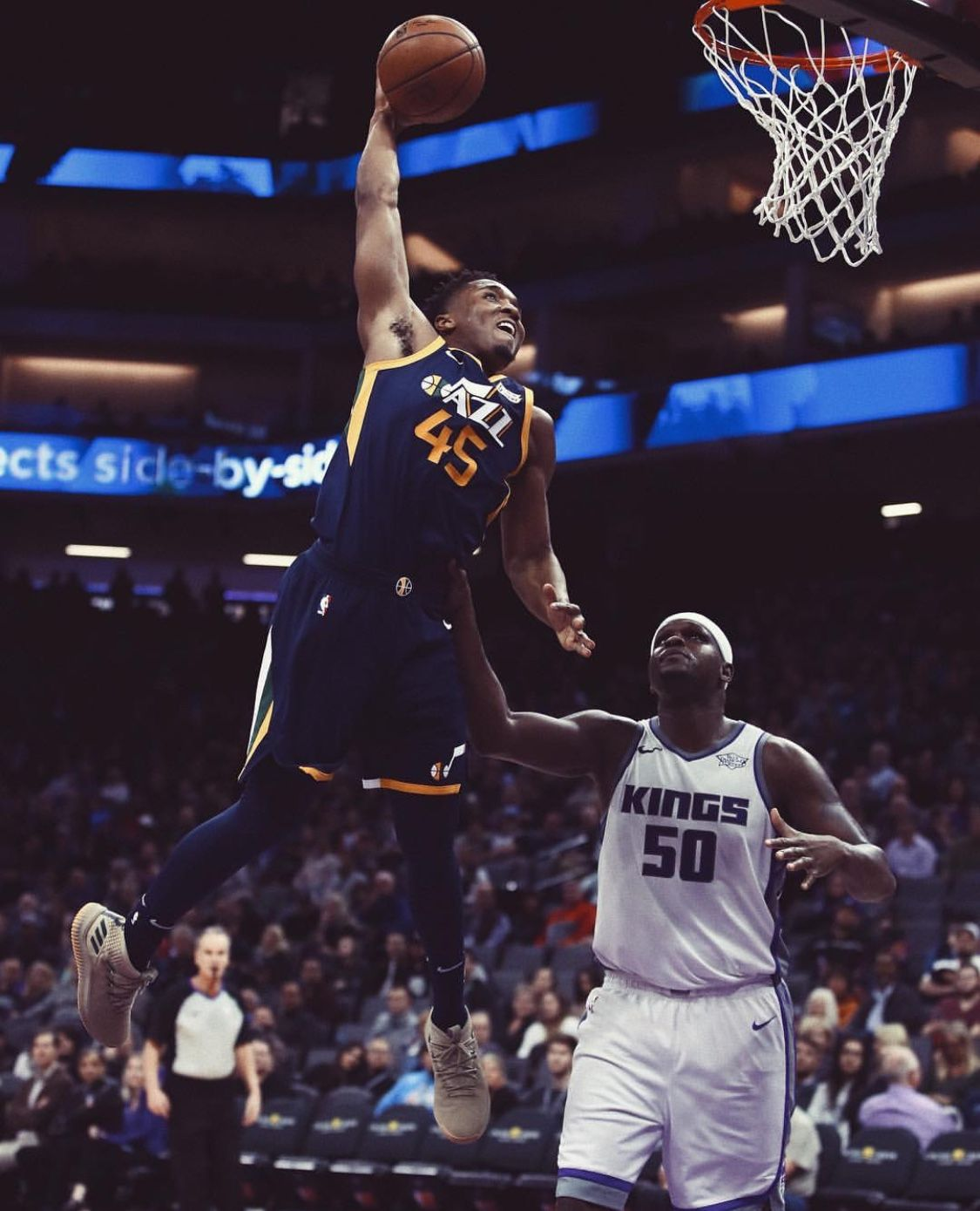 purchase cheap 30345 0b714 Donovan Mitchell is not normal   Hoopers   Donovan mitchell ...