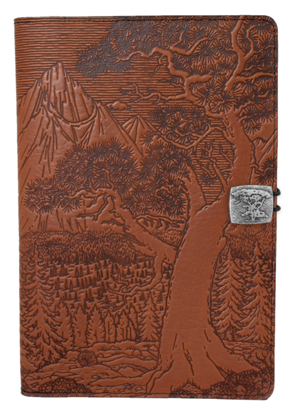 Leather Kindle Covers and Cases | High Sierra in Saddle