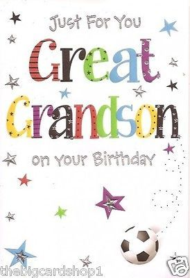 Eclipse To A Very Special Couple At Christmas Greeting Card 23 X 16cm For Sale Online Ebay Birthday Card Sayings Grandson Birthday Grandson Birthday Wishes