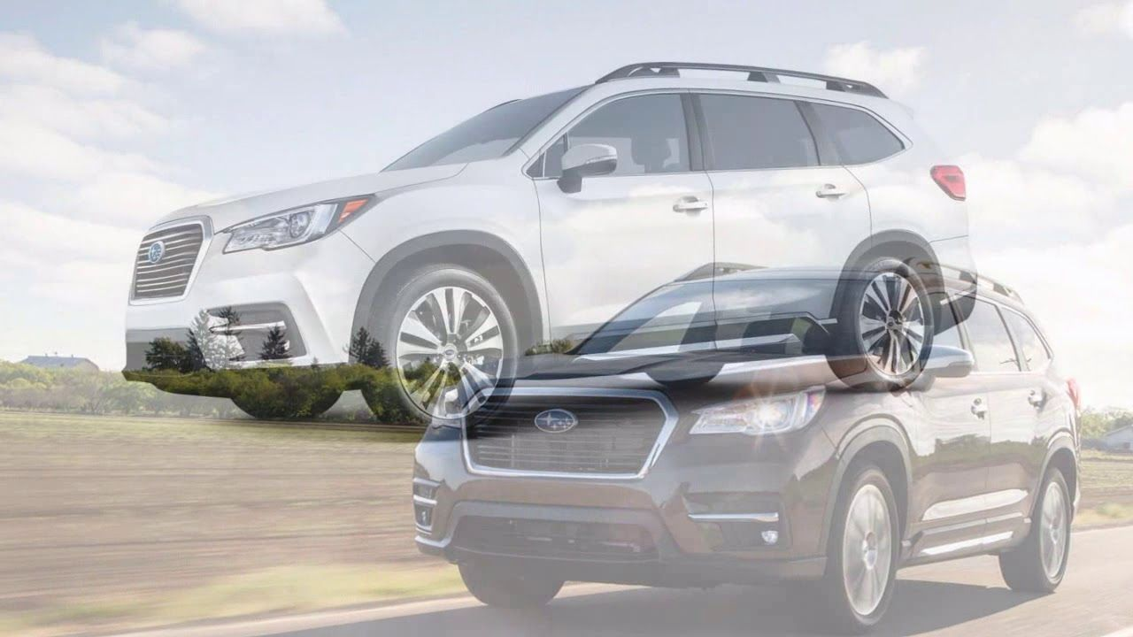 Pin by carnews reviewprice on HOT NEWS! Subaru Ascent 2019