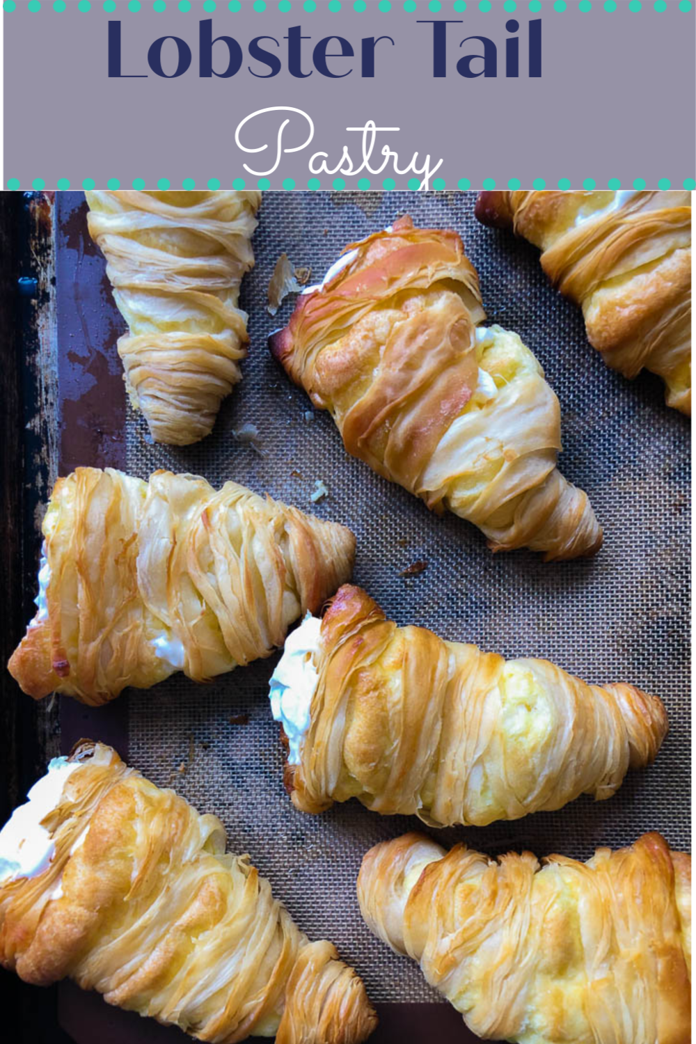 How to Make Lobster Tail Pastry