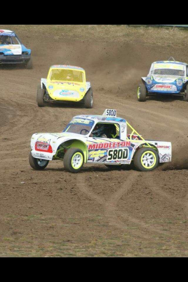 Mini rallye cross