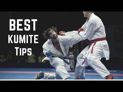 master kumite strategy tips and tricks for karate fighting