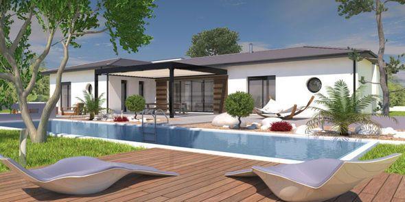 Modèle De Maison Gaïa Organic Présenté Sur ConstruireSaMaison.com