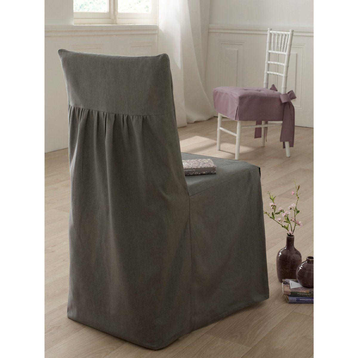 utilizar fundas de tela para renovar o decorar las sillas | fundas ...