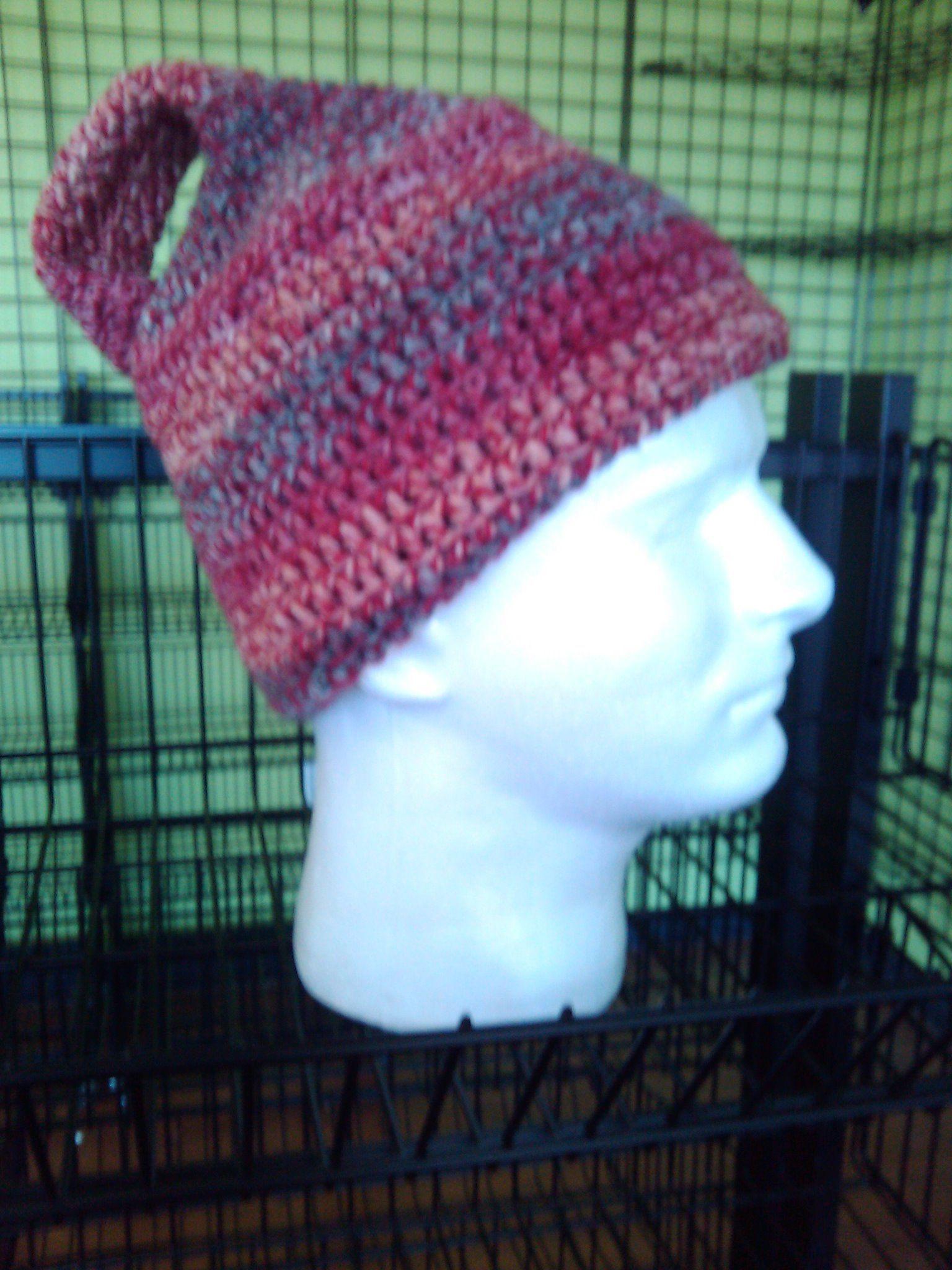 Klein Bottle Hat made by our owner! | Inskein Yarns Shop | Pinterest