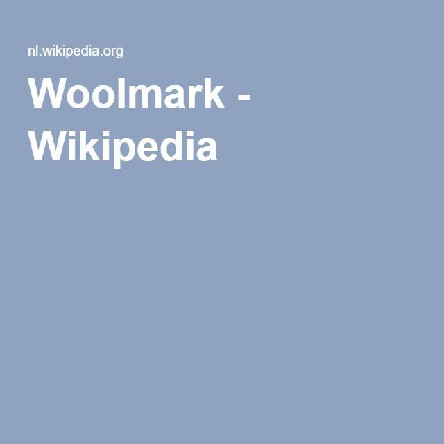 Woolmark - Wikipedia