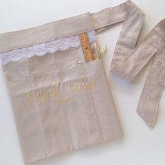 custom | Oatmeal Lace