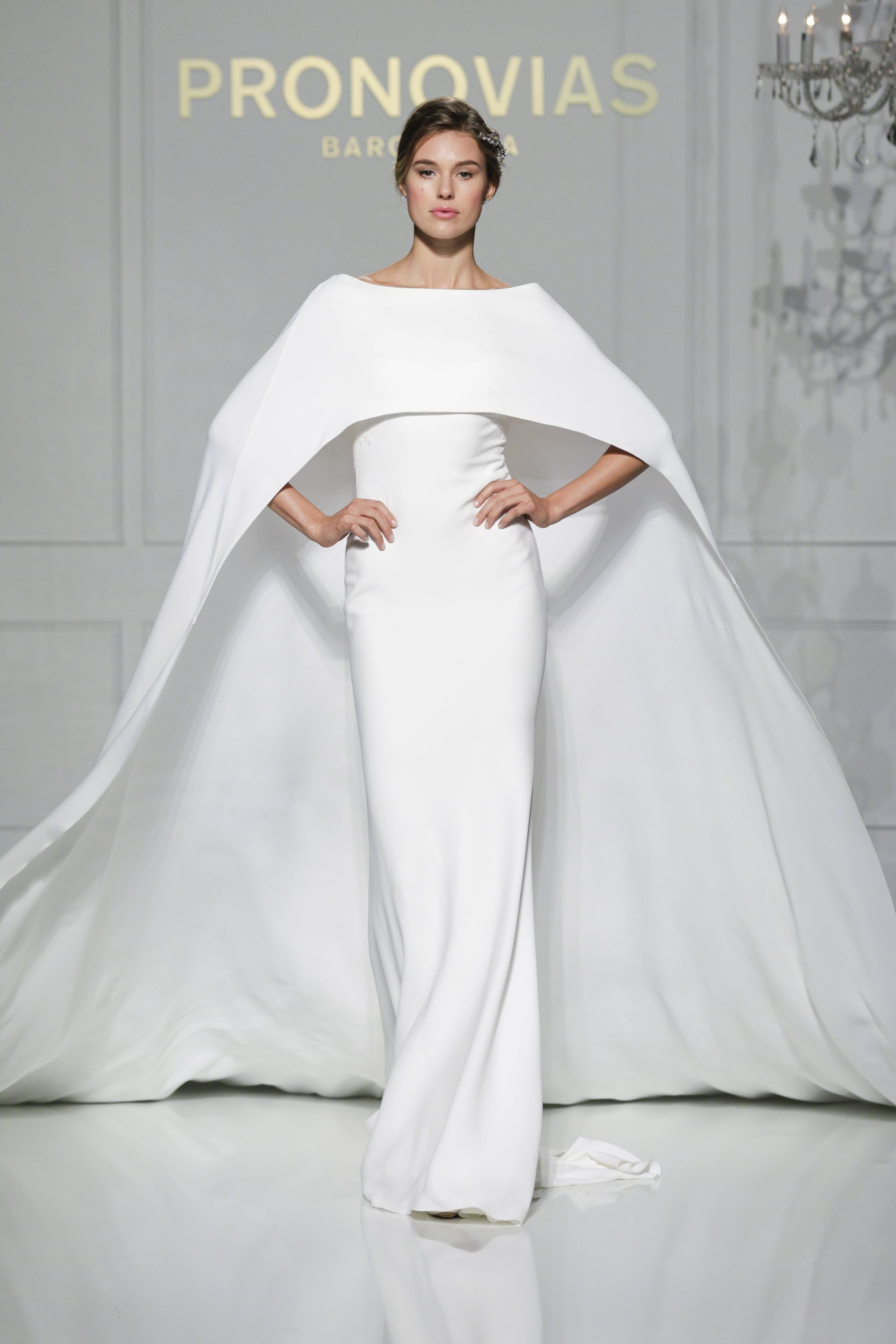 Foto de Pronovias debuta en Nueva York (4/60) | Wedding dress ...