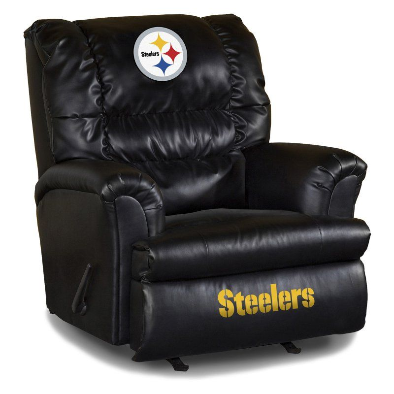 Imperial NFL Big Daddy Leather Recliner - IMP 79-10