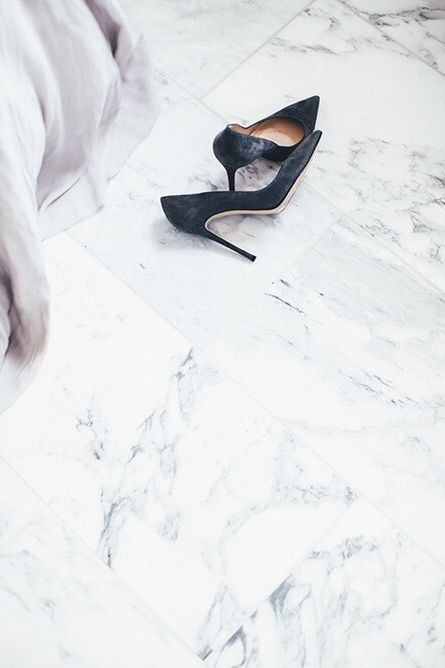 TheyAllHateUs | suede pumps