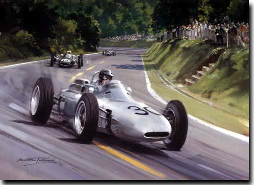 Michael Turner S Motorsports Art Motorsport Art Auto Racing Art Automotive Art Illustrations