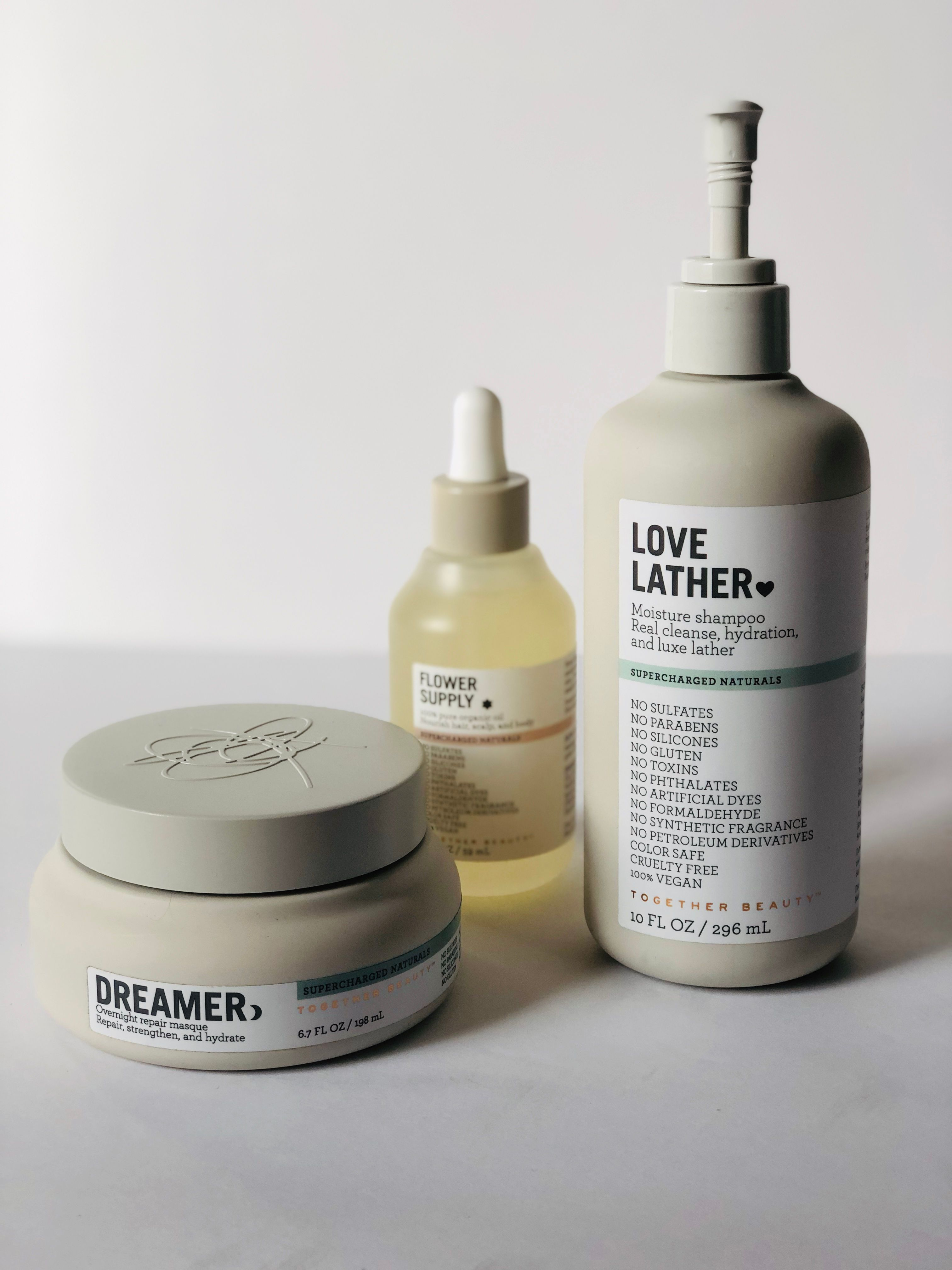 Review Of Together Beauty A New Clean Haircare Brand At