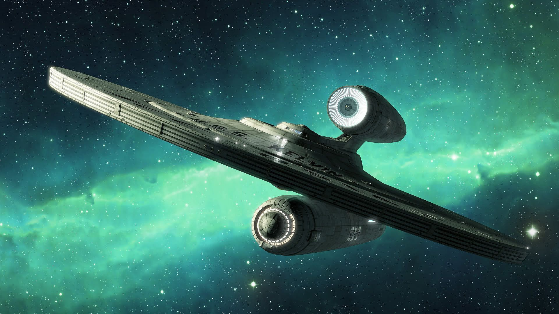 Fond Ecran Hd Wallpaper Hd Science Fiction77 All Images Star Trek Wallpaper Star Trek Art Star Trek Starships