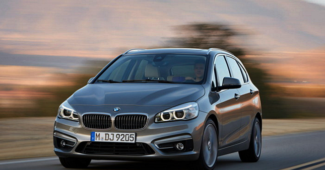 2020 Bmw 2 Series Active Tourer The 2 Series Active Tourer Leavings From The Typical Bmw Mold And Mildew With An Upright