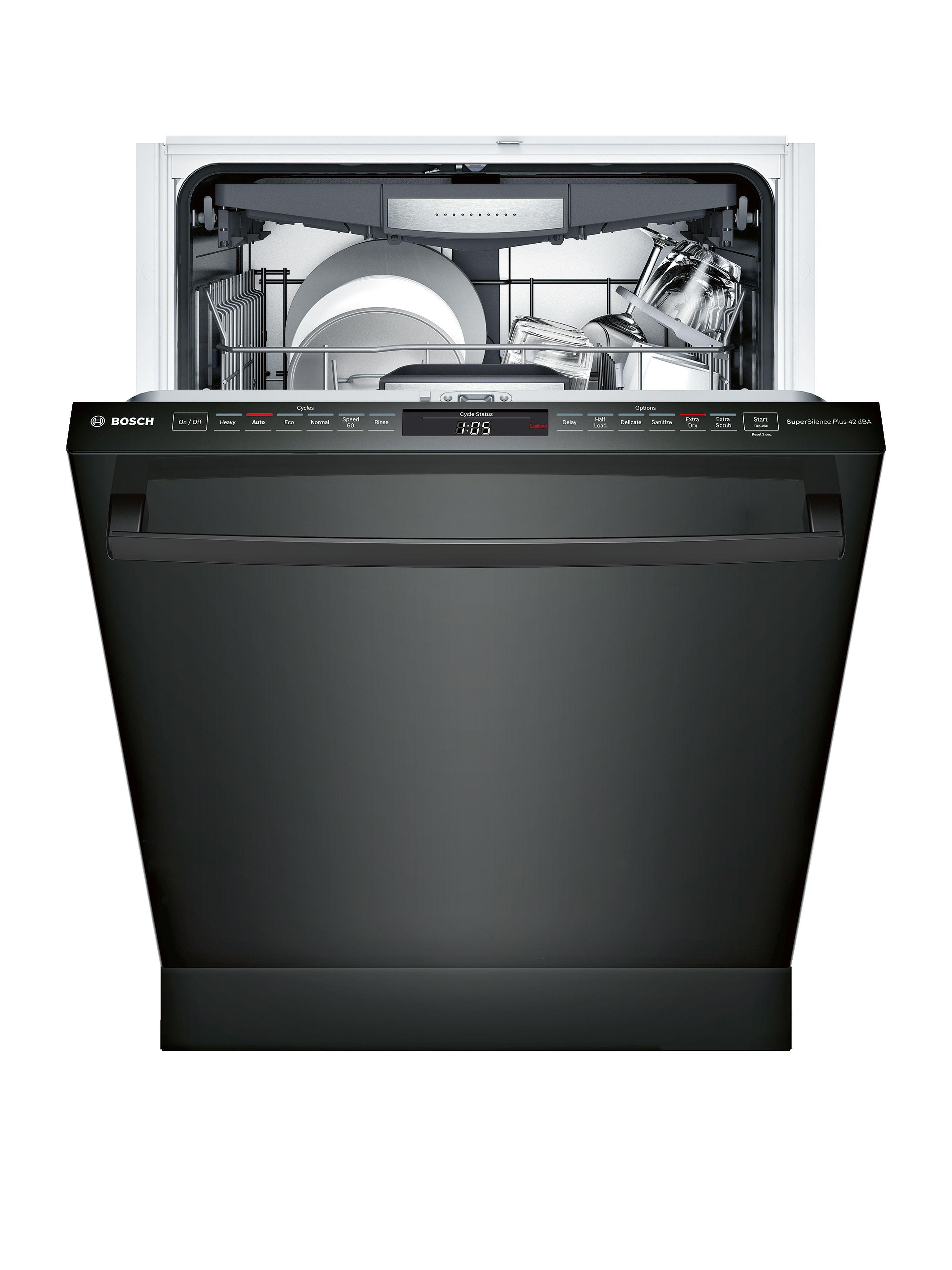 Bosch Shx878wd6n Dishwasher Built In Dishwasher Steel Tub Black Dishwasher