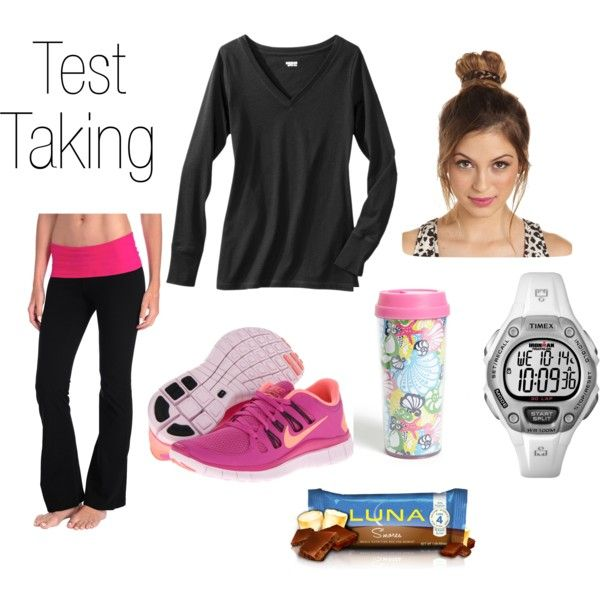 Test Taking By Meredithscroggin Via Polyvore Fashion Pinterest Test Taking And Polyvore