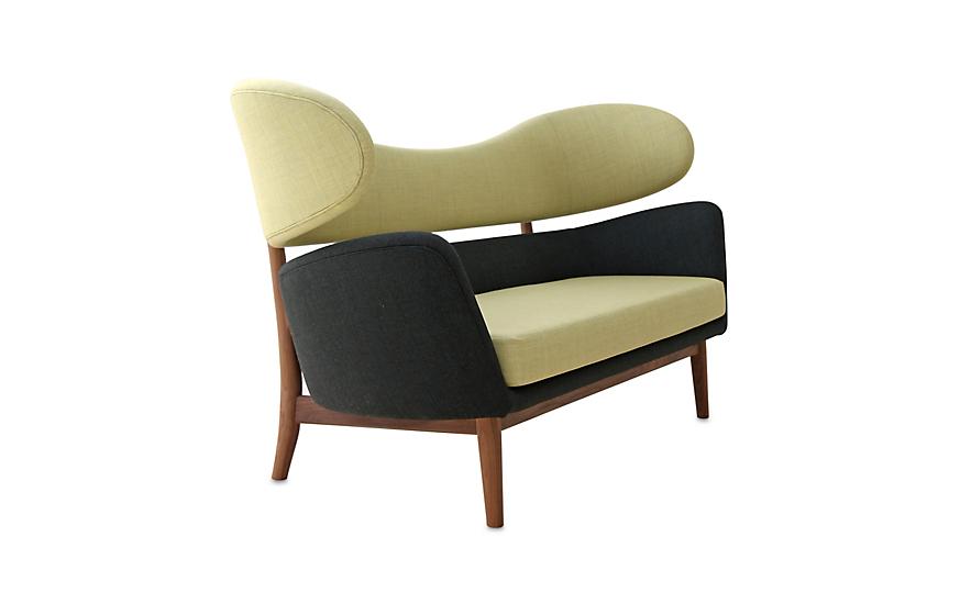 Baker Sofa | Sofa design, Modern sofa designs, Cream sofa design