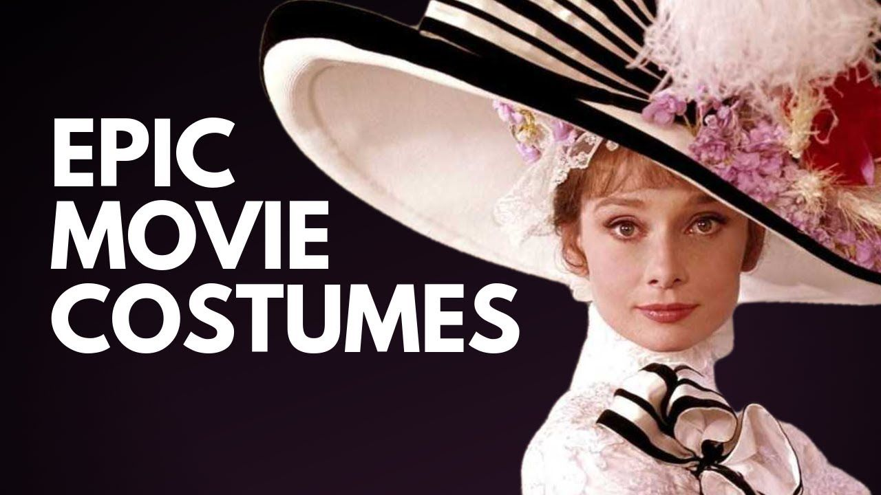 Women's Epic Movie Costumes
