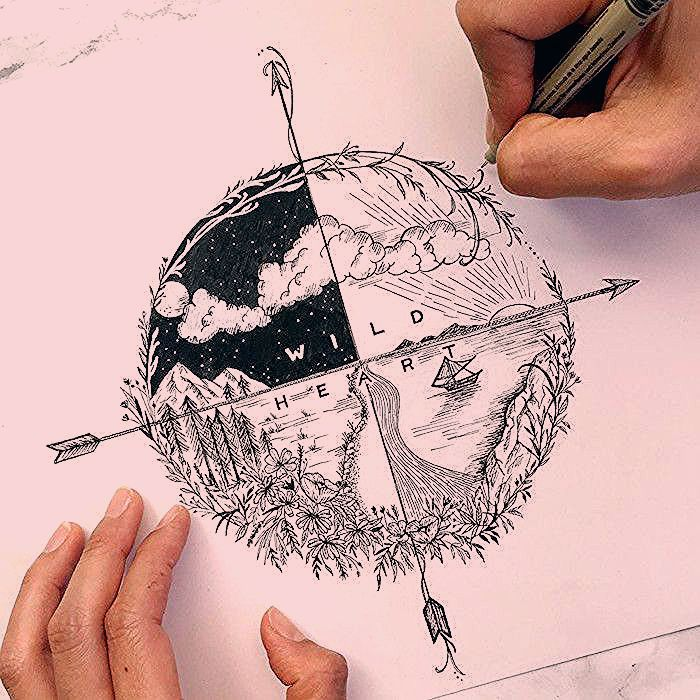 Photo of ▷ 1001 + Ideen, um das schönste Swag-Tattoo zu finden